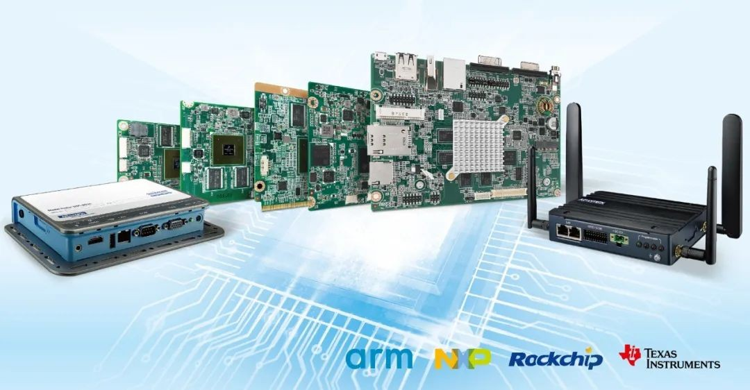 Accumulation, 15 years of hard work for Advantech's Arm-Based business