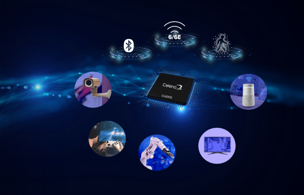 Celeno launches the world's first connectivity client chip that combines Wi-Fi, Bluetooth, and Doppler radar